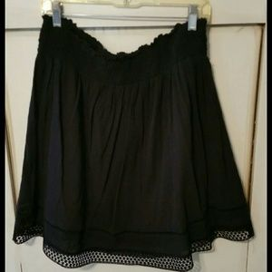 Cute light weight Black skirt